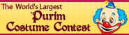 The World's Largest Purim Costume Contest